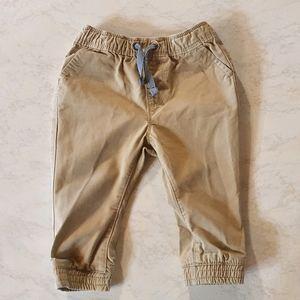 Size 0/6-12m Brown pants